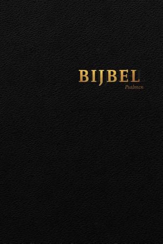 Bijbel (HSV) met psalmen (Leer/Luxe gebonden)