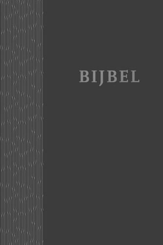 Bijbel (HSV) - hardcover antraciet (Hardcover)