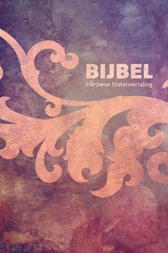 Bijbel (HSV) - foam paars (Hardcover)