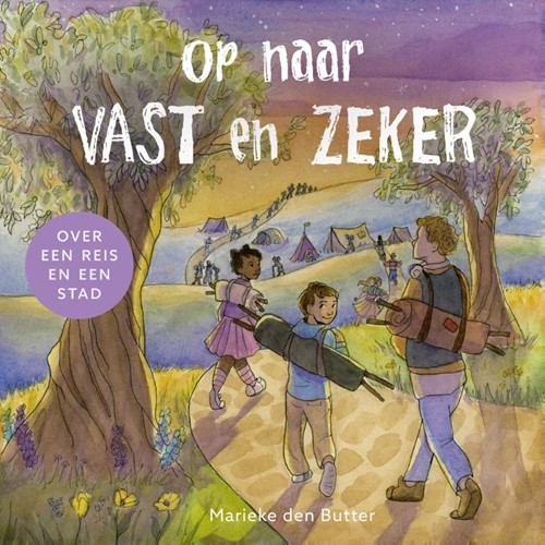 Op naar Vast en Zeker (Hardcover)
