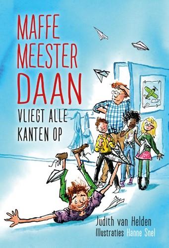 Maffe meester Daan vliegt alle kanten op (Hardcover)
