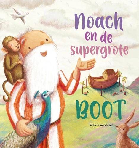 Noach en de supergrote boot (Boek)