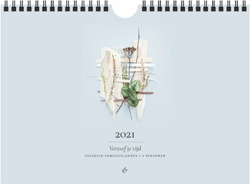 Essencio Familieplanner 2021 (Kalender)