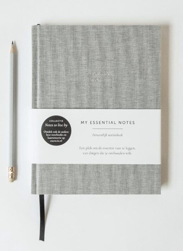 My Essential Notes (Hardcover)