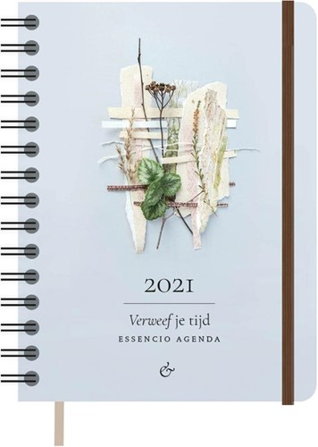 Essencio Agenda 2021 (Groot) (Ringband)