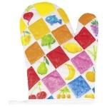 Oven handschoen kids, 2st (Canvas)