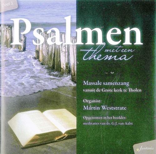 Psalmen met een thema deel 3 (Cadeauproducten)