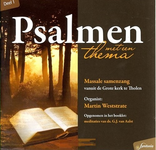 Psalmen met een thema deel 1 (Cadeauproducten)
