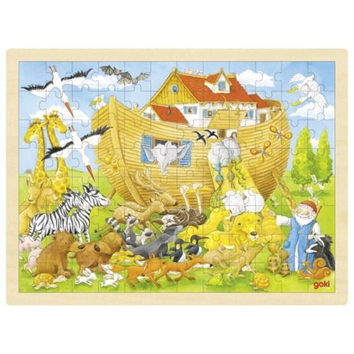 Puzzel Ark van Noach, 96st