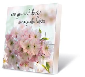 Geurdoosje: Een geurend doosje voor mijn allerliefste (Cadeauproducten)
