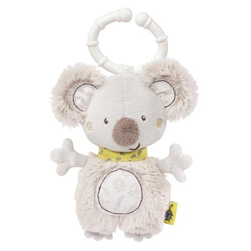 Koala knuffel mini met unieke C ring (Pluche)