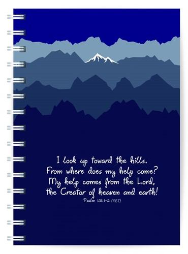 Journal: Mountains (Paperback)