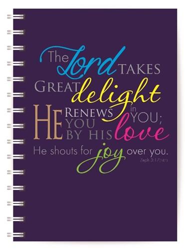 Journal: Shout for Joy (Paperback)