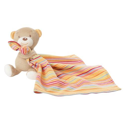 Teddybeer knuffeldoek (Pluche)