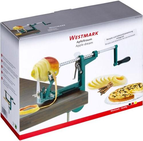 Appelschilmachine Westmark Donkergroen (Metaal)