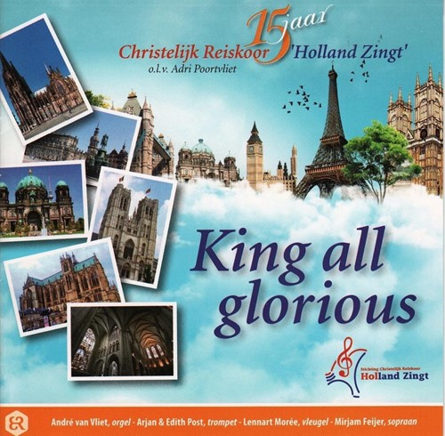 King all glorious (Cadeauproducten)
