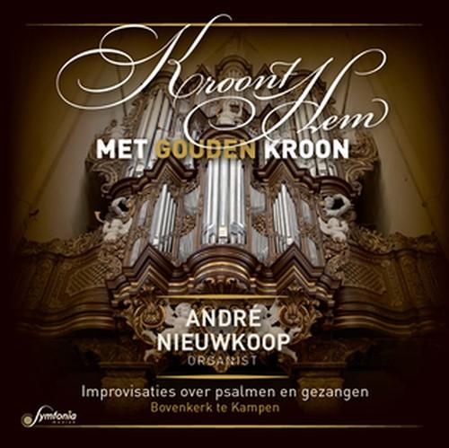 Kroont Hem met gouden kroon - André Nieuwkoop (Cadeauproducten)