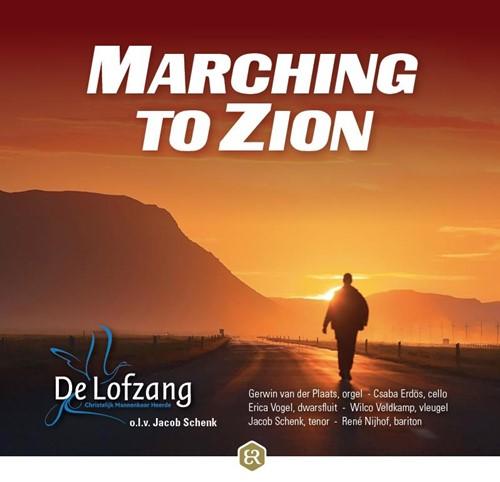 Marching to Zion, Chr. mannenkoor de Lofzang Heerde (Cadeauproducten)