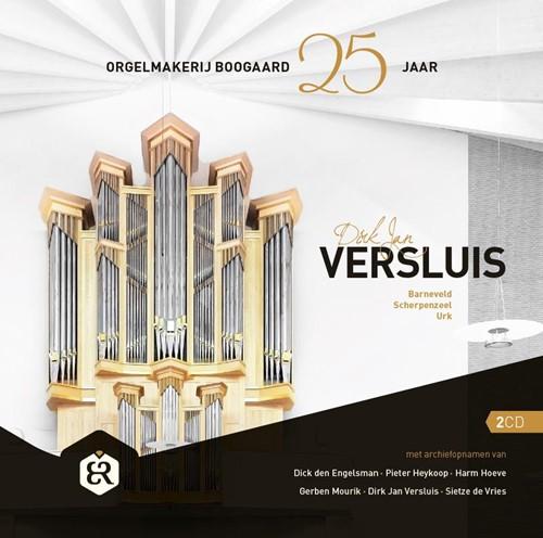 Dirk Jan Versluis - Urk, Scherpenzeel en Barneveld, 2CD (Cadeauproducten)