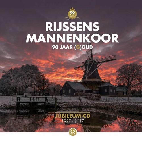 Rijssens Mannenkoor 90 jaar (G)oud (Cadeauproducten)