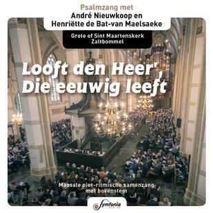 Looft den Heer die eeuwig leeft, Andre Nieuwkoop (Cadeauproducten)