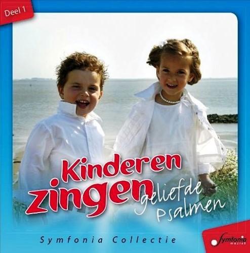 Kinderen zingen geliefde psalmen (Cadeauproducten)