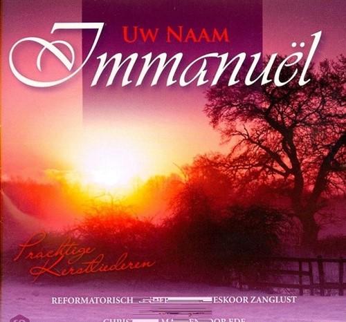 Uw naam Immanuel (Cadeauproducten)