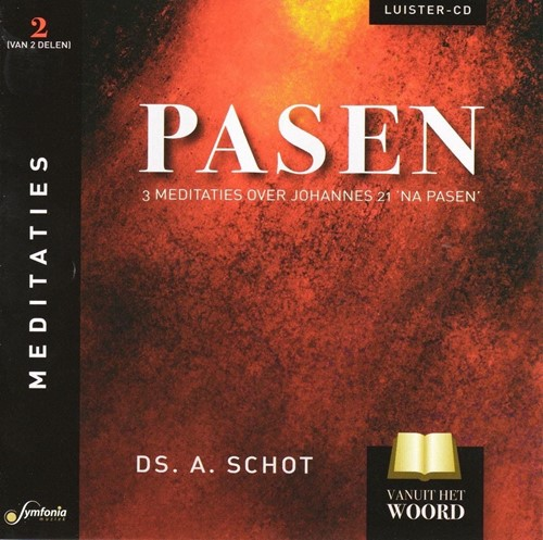 Pasen (dl2) Meditaties over Joh. 21 (Cadeauproducten)