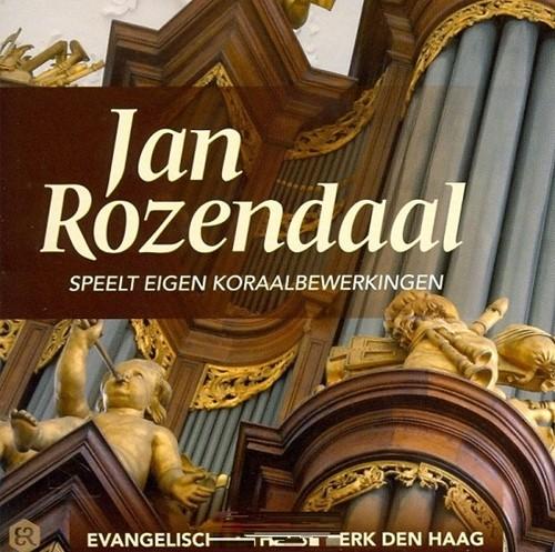 Jan Rozendaal speelt eigen koraalbewerkingen (Cadeauproducten)