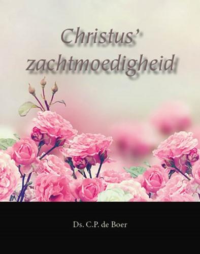 Christus' zachtmoedigheid
