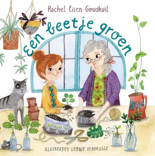 Een beetje groen (Hardcover)