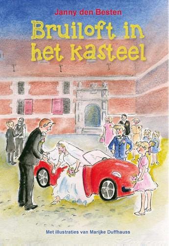 Bruiloft in het kasteel (Hardcover)