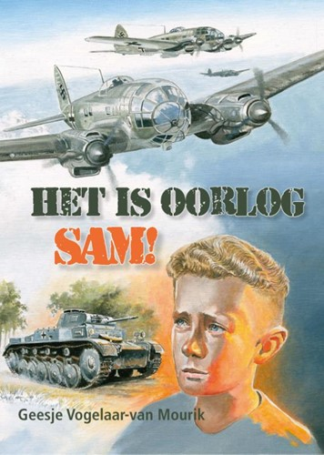 Het is oorlog, Sam! (Hardcover)