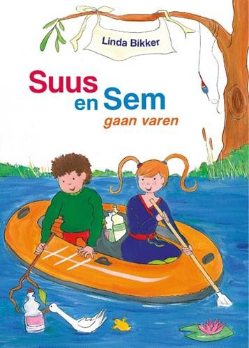 Suus en Sem gaan varen (Hardcover)