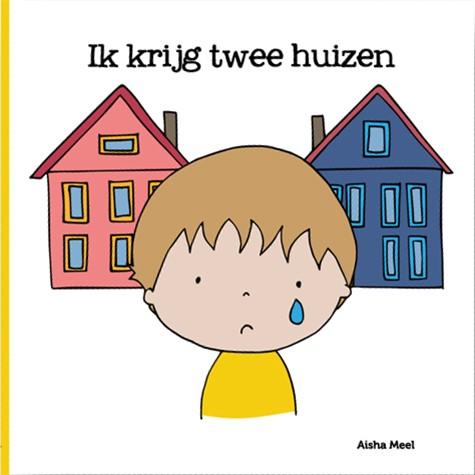 Ik krijg twee huizen (Hardcover)