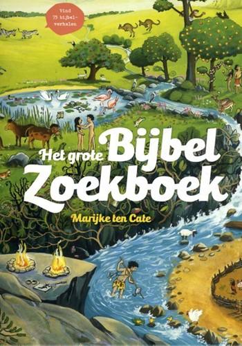 Het Grote Bijbel Zoekboek (Kartonboek)