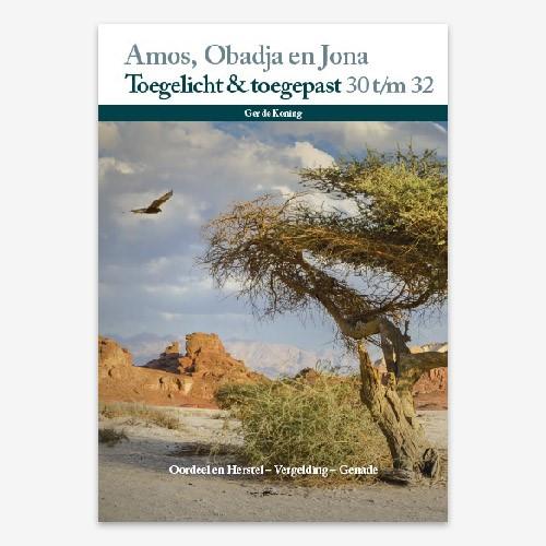 Amos, Obadja en Jona (Hardcover)