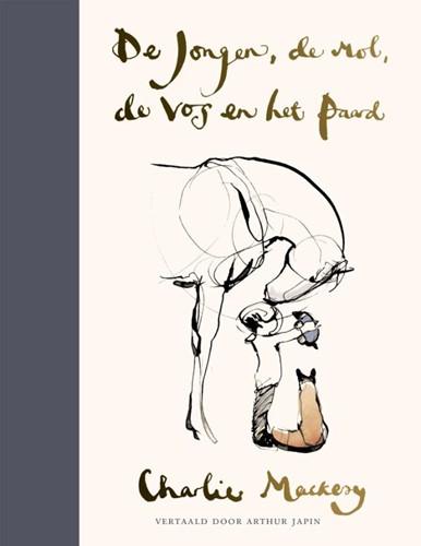 De jongen, de mol, de vos en het paard (Hardcover)
