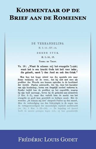 Kommentaar op de Brief aan de Romeinen (Boek)