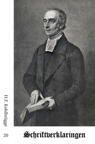 Schriftverklaringen 20 (Paperback)