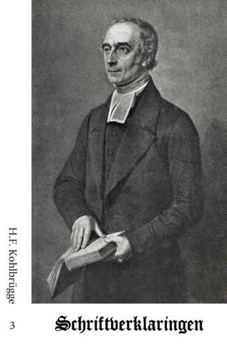 Schriftverklaringen 3 (Paperback)