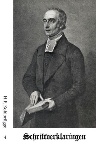 Schriftverklaringen 4 (Paperback)