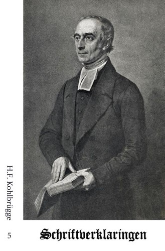 Schriftverklaringen 5 (Paperback)