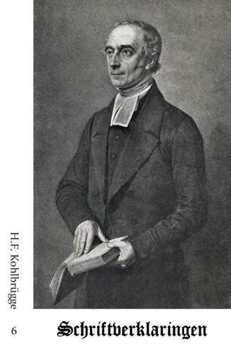 Schriftverklaringen 6 (Paperback)