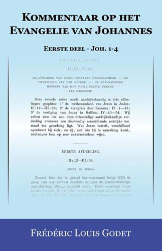 Eerste deel - Joh. 1-4 (Boek)
