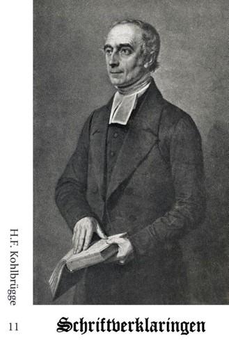 Schriftverklaringen 11 (Paperback)