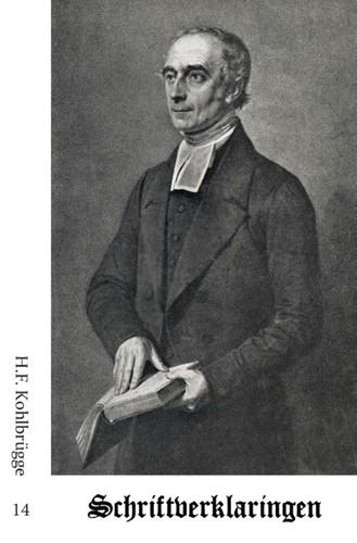 Schriftverklaringen 14 (Paperback)