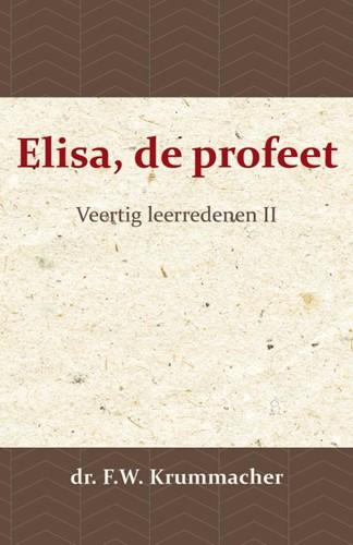 Elisa, de profeet 2 (Boek)