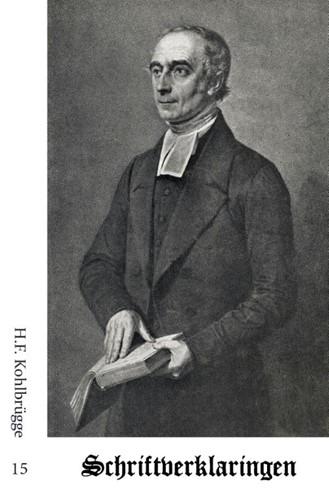 Schriftverklaringen 15 (Paperback)
