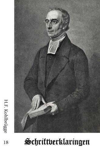 Schriftverklaringen 18 (Paperback)
